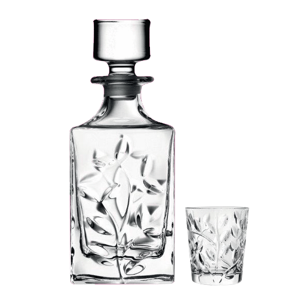 LIQUEUR-SET 'LAURUS'