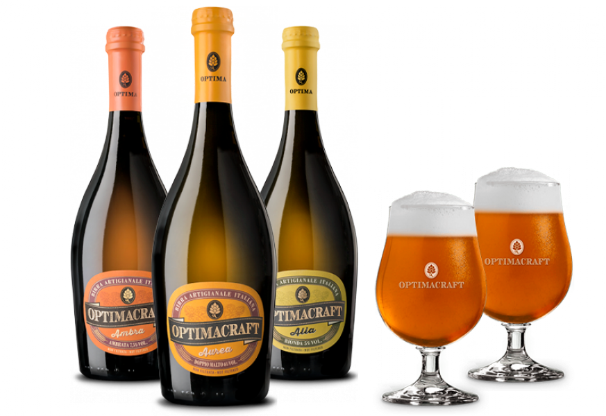 Birra artigianale Optima Craft